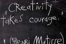a creative life / by Jenny M