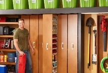 DIY - Garage, Basement/Storage Room. Get Organized Now !!! Also, Family Handyman and DIYNetwork tips and suggestions to help you around the house! / Lots of DIY ideas, tutorials, suggestions to optimize the space and maintain your garage and/or workshop organized. Handymen tips and suggestions.  DIY - Garage, Basement/Storage Room. Get Organized Now !!! Also, Family Handyman and DIYNetwork tips and suggestions to help you around the house! / by Ana Kammarman