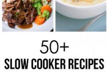 DIY - Recipes / Crockpot Meals / by Ana Kammarman