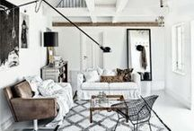 Inspiring interiors / by Catherine Lazure-Guinard | Nordic Design