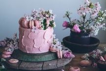 Yummy cakes, sweets and more / by Catherine Lazure-Guinard | Nordic Design