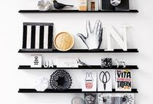 Shelves and Co. / by Catherine Lazure-Guinard | Nordic Design