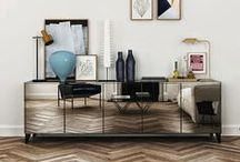 Sideboards & cabinets / by Catherine Lazure-Guinard | Nordic Design