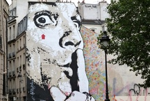 Around The Corner / our favourite Street Art.... / by Bloody Loud