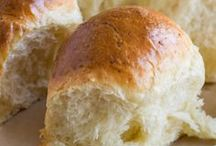 Bread Recipes / Recipes featuring all kinds of different breads.  / by Andrea Hatfield