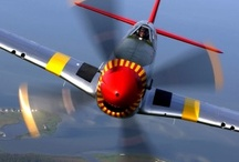 Aviation, Historical Military Aircraft / by Pieter Smith
