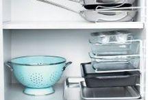 Kitchen Organisation / by Rebekah Metekingi