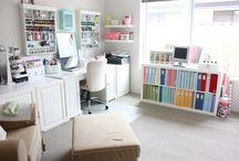 Office Organisation / by Rebekah Metekingi