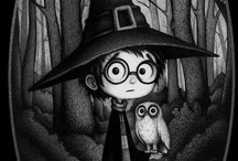 ALL THINGS HARRY POTTER / by Maria de los Angeles