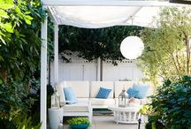 Outdoor Living / by Rebekah Metekingi