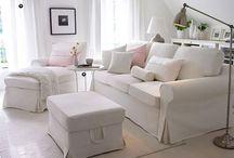 Living Room / by Rebekah Metekingi