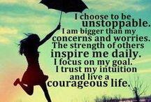Inspiration / by Hugs4Chris