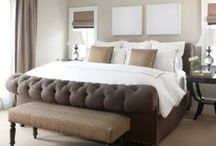 Bedrooms / by ╰♡╮MRS. PIN╰♡╮