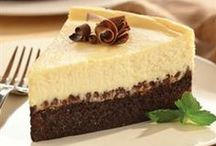 Cheesecake / by ╰♡╮MRS. PIN╰♡╮