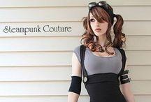 Steampunk fashion / by Kendra Mangan Nelson