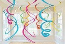 Party ideas / by Tina Topolewski