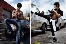 Bruce Lee / by Magic & Reality