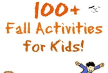 Fun Kid Activities / Because at this age, all learning should be fun! / by Erica Faler