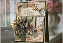 scrapbooking, cards, stamping / by Sandy Sherman