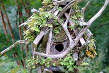 Birdhouses / by Garden Design