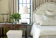 bedrooms / by Kimberly Miller