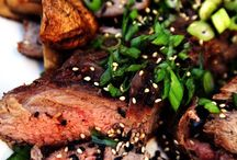beef recipes / by Kimberly Miller