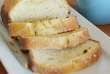 bread recipes / by Kimberly Miller