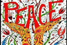Peace / by Organic Runner Mom
