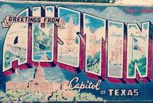 Austin, Texas / Great stuff in Austin! / by Informal Classes