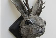 Handmade Arts & Craft / Artful  Handmade Items I ♥    #rickimountain / by Ricki Mountain