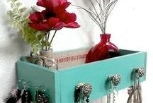 DIY and Maker LOVE / Do it yourself (DIY). Pinning home design trends, DIY projects.  Recycle and Upcycle, and Maker projects.    #rickimountain / by Ricki Mountain