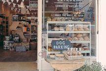 Store Design / shops, cafés, restaurants / by Alejandra Plaza
