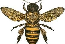God Save The Queen / bees, honeybees, beekeeping, honey... / by Briton
