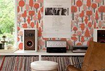 Music Room Ideas / by Alejandra Plaza