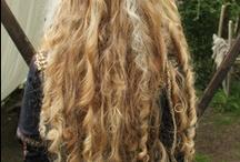 cool hair / by Sharon Ribarics