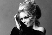 Brigitte Bardot / by Katja Anderson