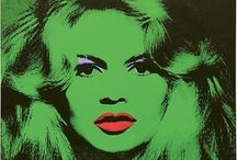The Genius of Andy Warhol / by Katja Anderson