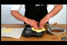 Step by step food videos / These step by step food videos by the SARIE food team will turn you into a kitchen goddess. / by SARIE Tydskrif