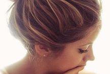 Hair styles we love / by SARIE Tydskrif