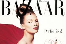 Harper's Bazaar Covers  / by Katja Anderson