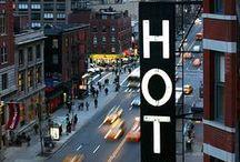 New York, New York / by Katja Anderson