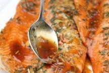 salmon  recipies / by Joyce Martinez