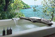 Beautiful Bathrooms / by Katja Anderson
