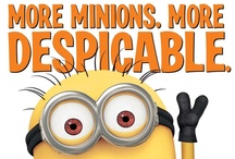 DESPICABLE ME 2 / Ready for more Minion madness with Gru and the girls? Despicable Me 2 is coming to theaters Summer 2013! / by Moroch Entertainment