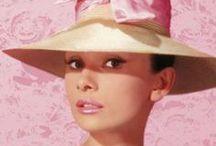 "Pienk-inspirasie / Die stylikoon Audrey Hepburn het gesê:   ""I believe in pink. I believe that laughing is the best calorie burner. I believe in kissing, kissing a lot. I believe in being strong when everything seems to be going wrong. I believe that happy girls are the prettiest girls. I believe that tomorrow is another day and I believe in miracles.""  Kry jou pienk-inspirasie hier!  / by SARIE Tydskrif"