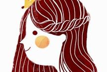 Illustration  / by Jenoveva Espinoza Quijada