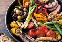 veggies / Veggies as side dishes, main courses and appetizers / by Sandra Hachey