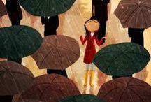 ilustraciones / by Sofia Pedraza Vizcaya