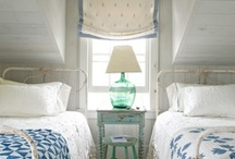 attic . bedrooms / Ideas for rooms under the eaves / by Sandra Hachey