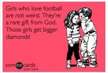 Football! / by Carlee Johnson